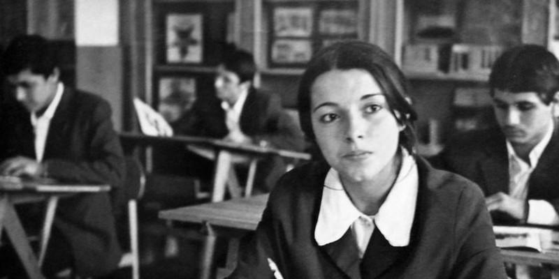 Цигарата и тийнейджърът през миналия век