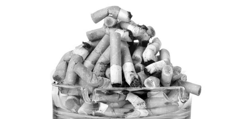 Цигарата – майка на мизерията!